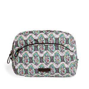 Vera Bradley Iconic Large Cosmetic Bag Paisley